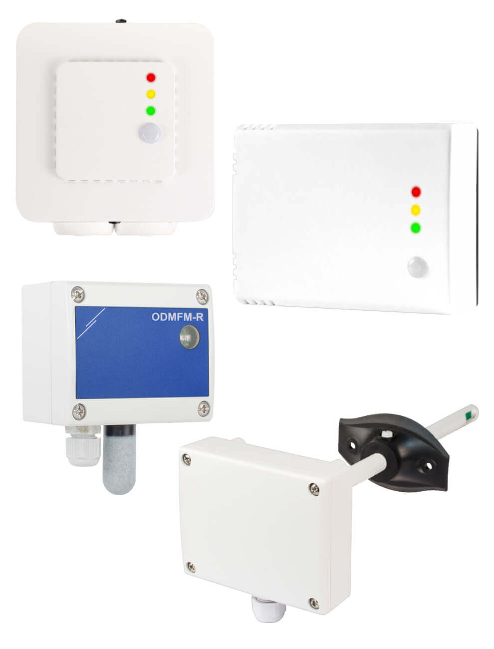 How to visualise Indoor Air Quality? - Flush sensor FCMFF-R and Room sensor RSMFM-2R